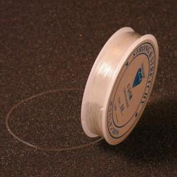 Elastiek - 0.80 mm, per 2 rollen van 10 meter