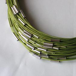 Spang, RVS, 52 cm, lime